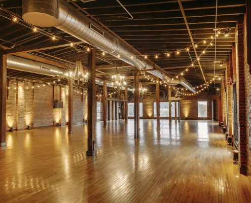 Nashville Weddings ONE Main Room 2