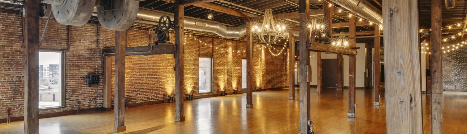 Nashville Weddings ONE Main Room 3